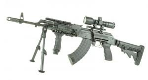 Predelan Ak-47